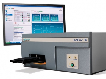 IonFlux Automated Patch Clamp System