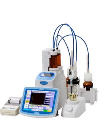 Karl Fischer Moisture Titrator (Volumetric titration) [MKV-710M]