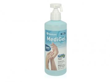 Hand-rubbing Disinfection Gel
