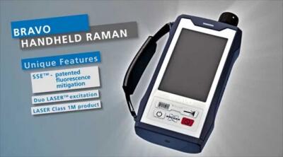 Handheld Raman Spectrometer