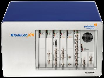 ModuLab XM ECS Potentiostat Galvanostat