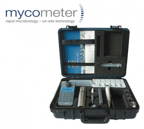 Mycometer Rapid Microbiology On-site Technology