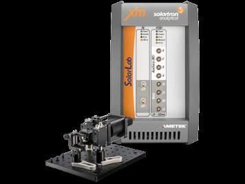 SolarLab XM Photoelectrochemical Test System